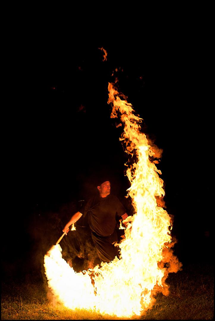 Der Gebieter des Feuers