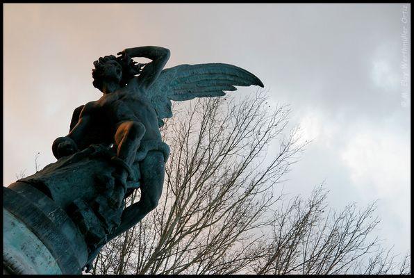 Der gefallene Engel ...