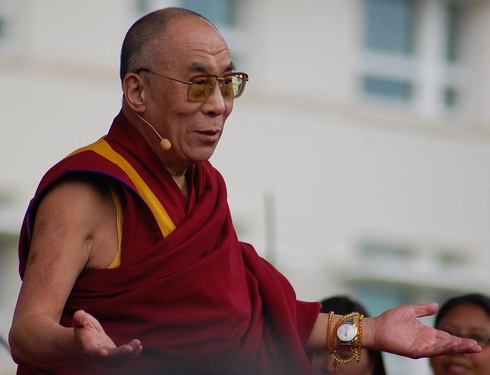 Der gegenwärtige 14. Dalai Lama