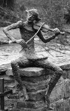 Der Geigenspieler !!