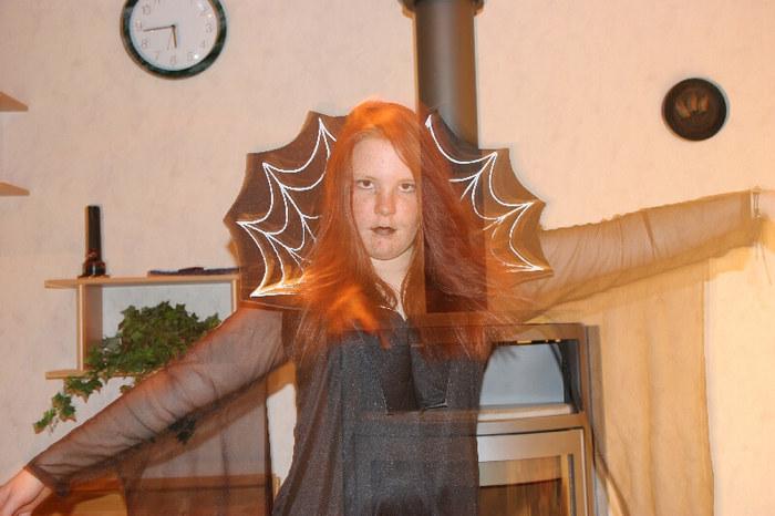 Der Geist an Halloween