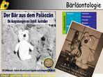 Der gelbe Bär Bild Lexikon - Bärläontologie