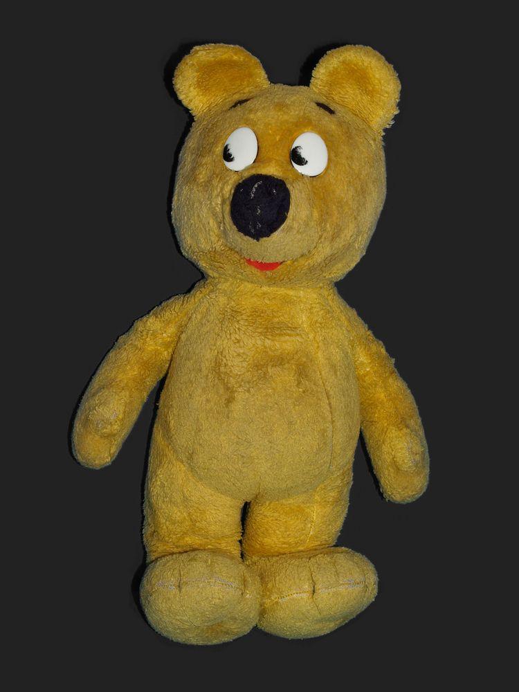 Der gelbe Bär lernt Chromakey (Freischwebend in der fc)