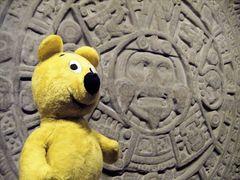 Der gelbe Bär warnt : Vorsicht bei Kalender-Sonderangeboten!