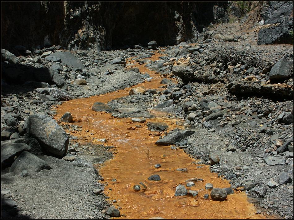Der gelbe Fluß