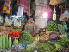 Der Gemüsehändler von New Alipore