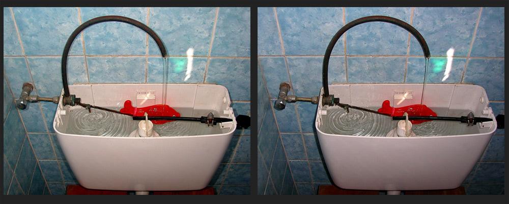 """Der """"Genau-im-richtigen-Moment-Händewaschwasser-bietende WC-Spülkasten"""""""
