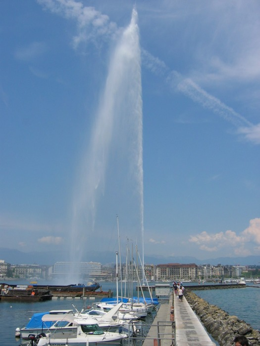 der Genfer See