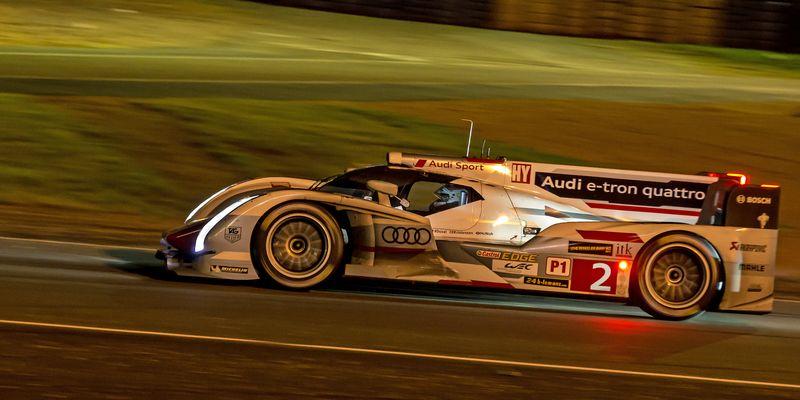 Der Gewinnnnnnnner Le Mans 2013