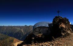 der Gipfel des Gaislochkogels