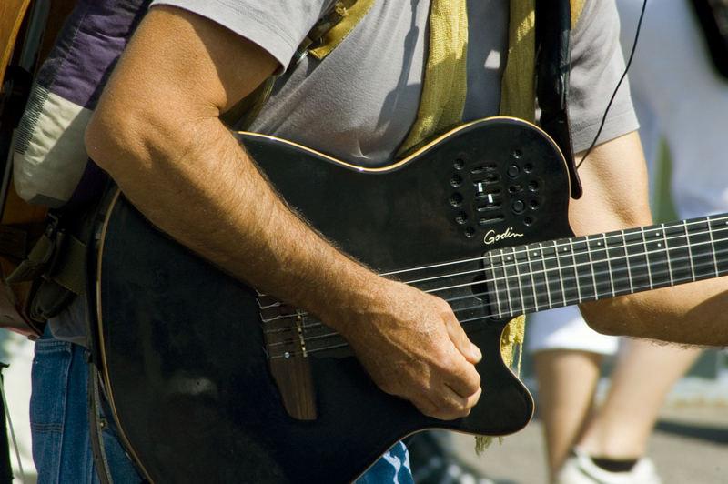 Der Gitarrenspieler