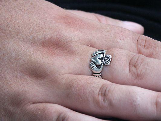 Der (Gladdaugh) Gladdagh - Ring