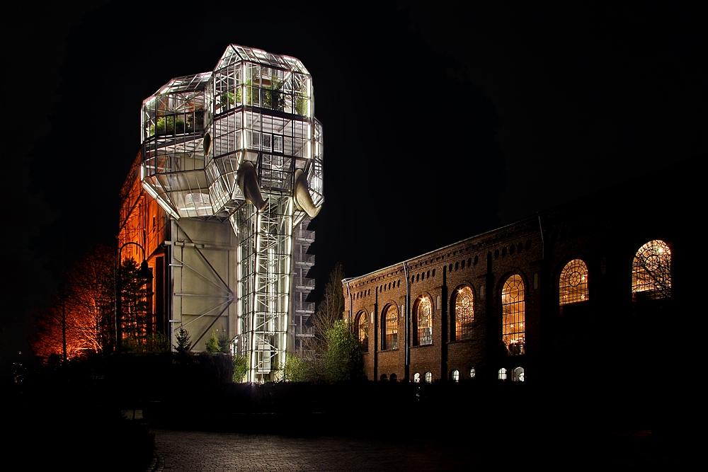 Der Gläserne Elefant in Hamm III -Reload-