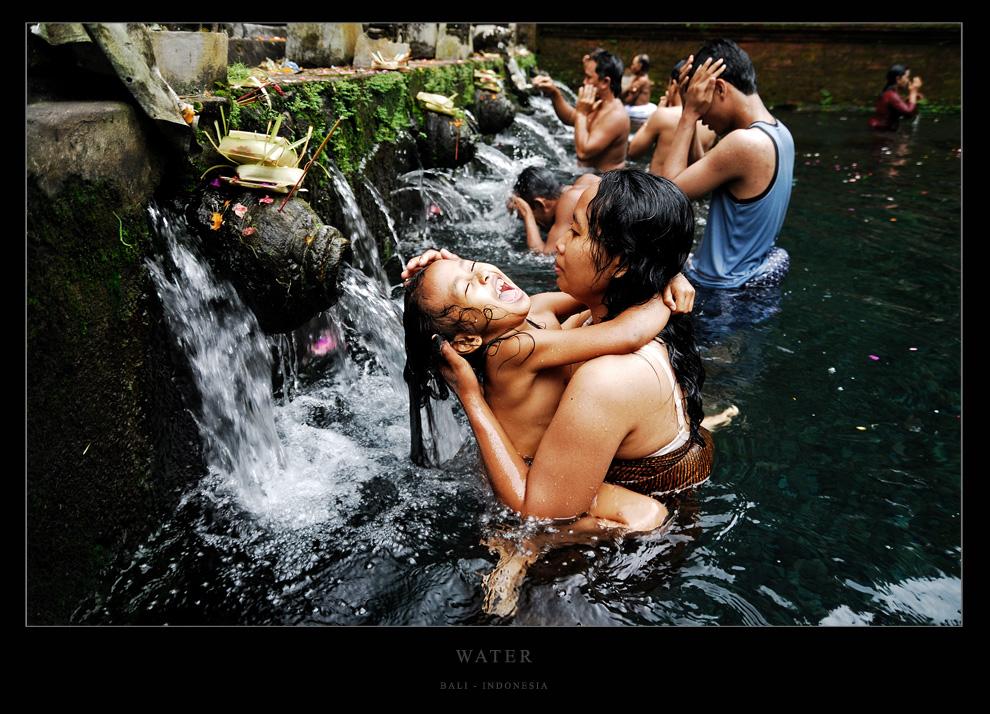 Der Glaube, die Liebe und das Wasser...