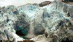 Der Gletscher lebt ! !