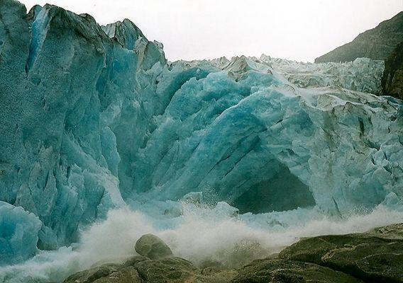 Der Gletscher lebt...