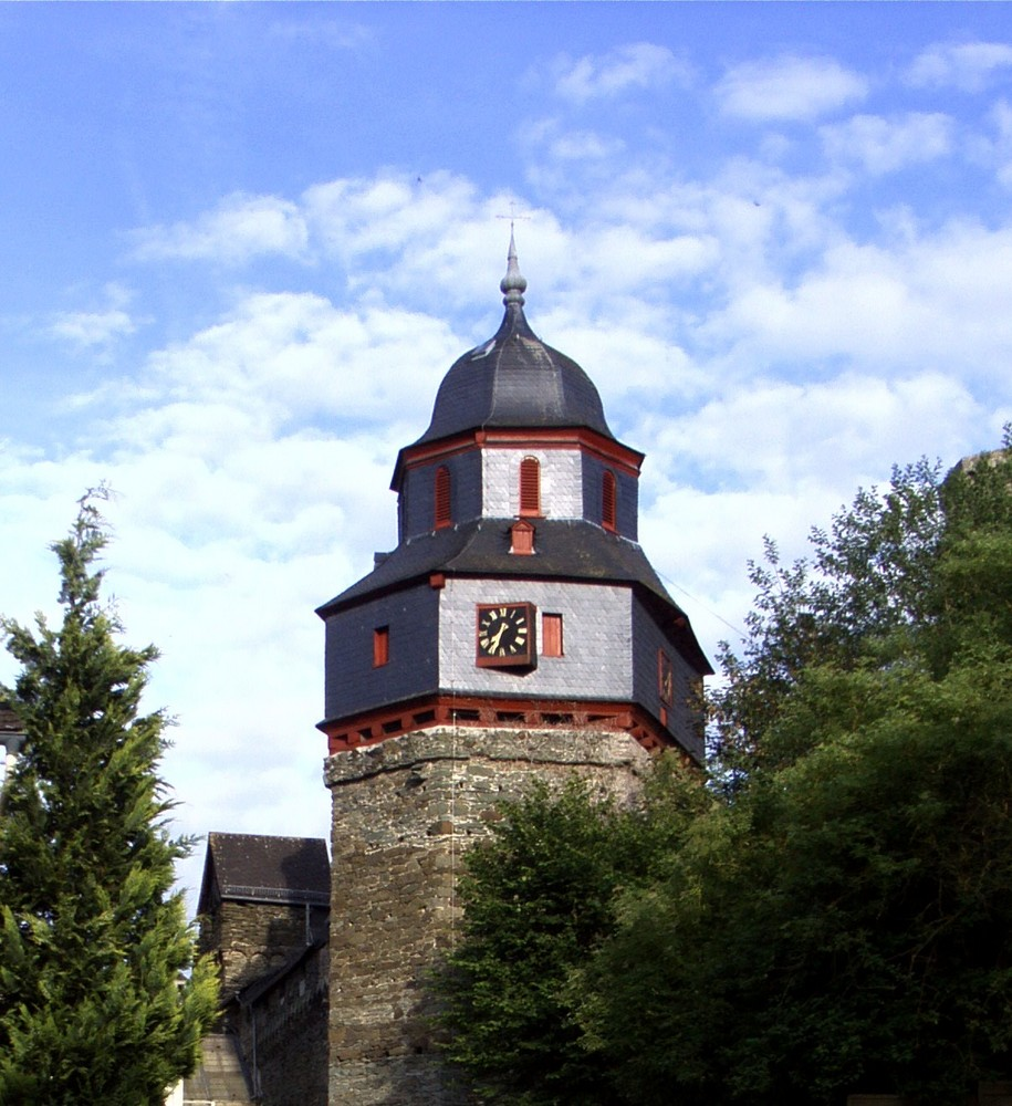 Der Glockenturm erneut...