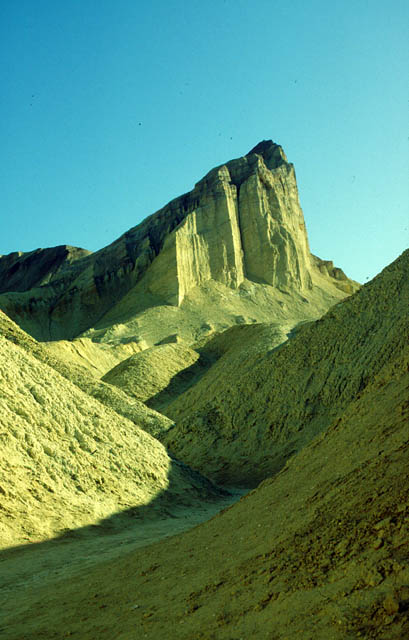 Der Golden Canyon im Death Valley