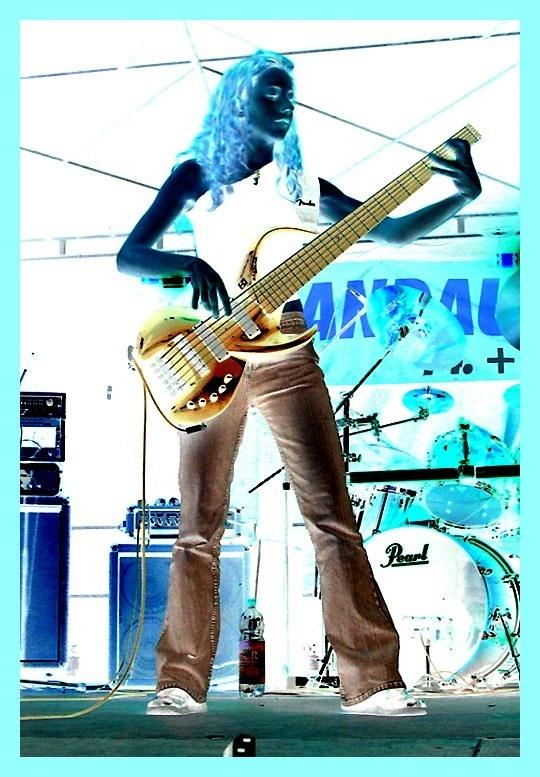 Der goldene Bass