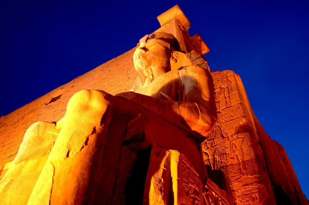 Der goldene Ramses