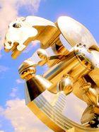 ...der goldene reiter...
