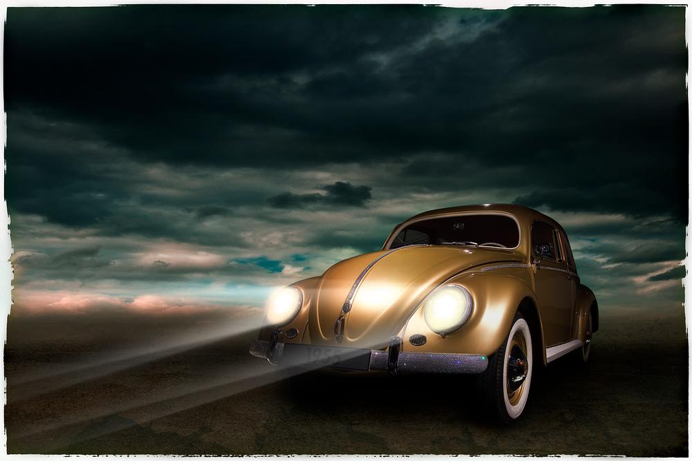 Der goldener Käfer