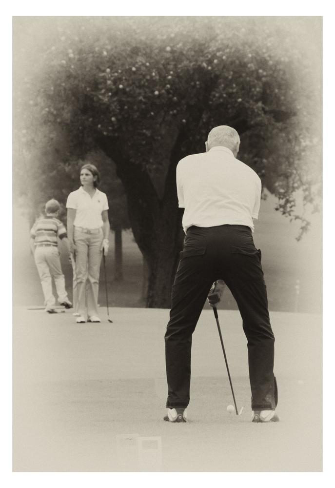 Der Golfbällebaum (GVO)