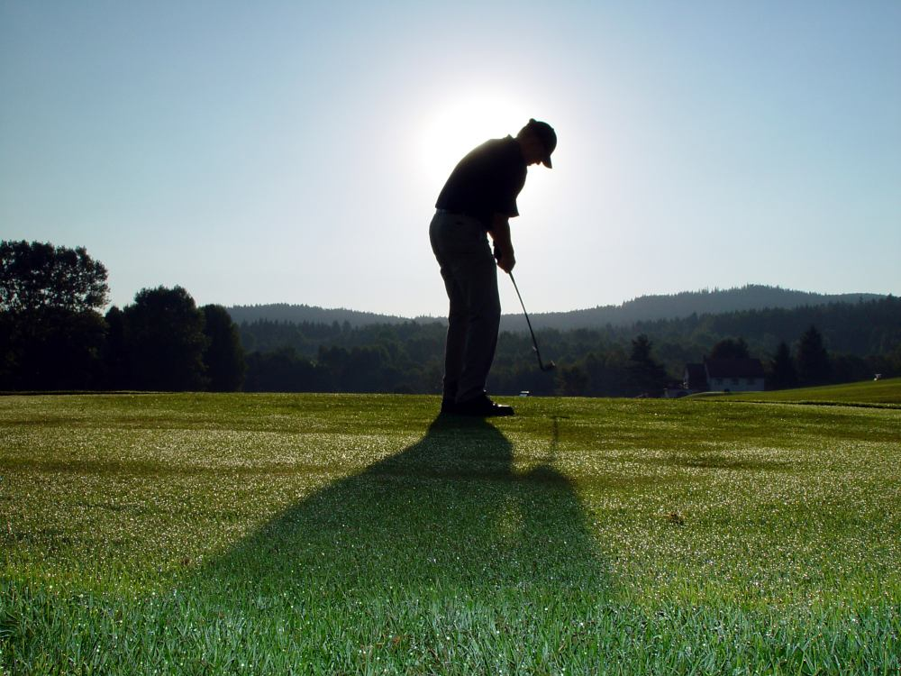 Der Golfer