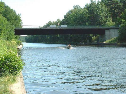 Der Gosener Kanal