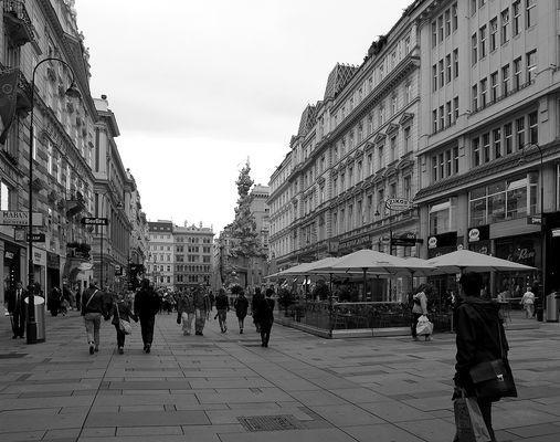 Der Graben in Wien
