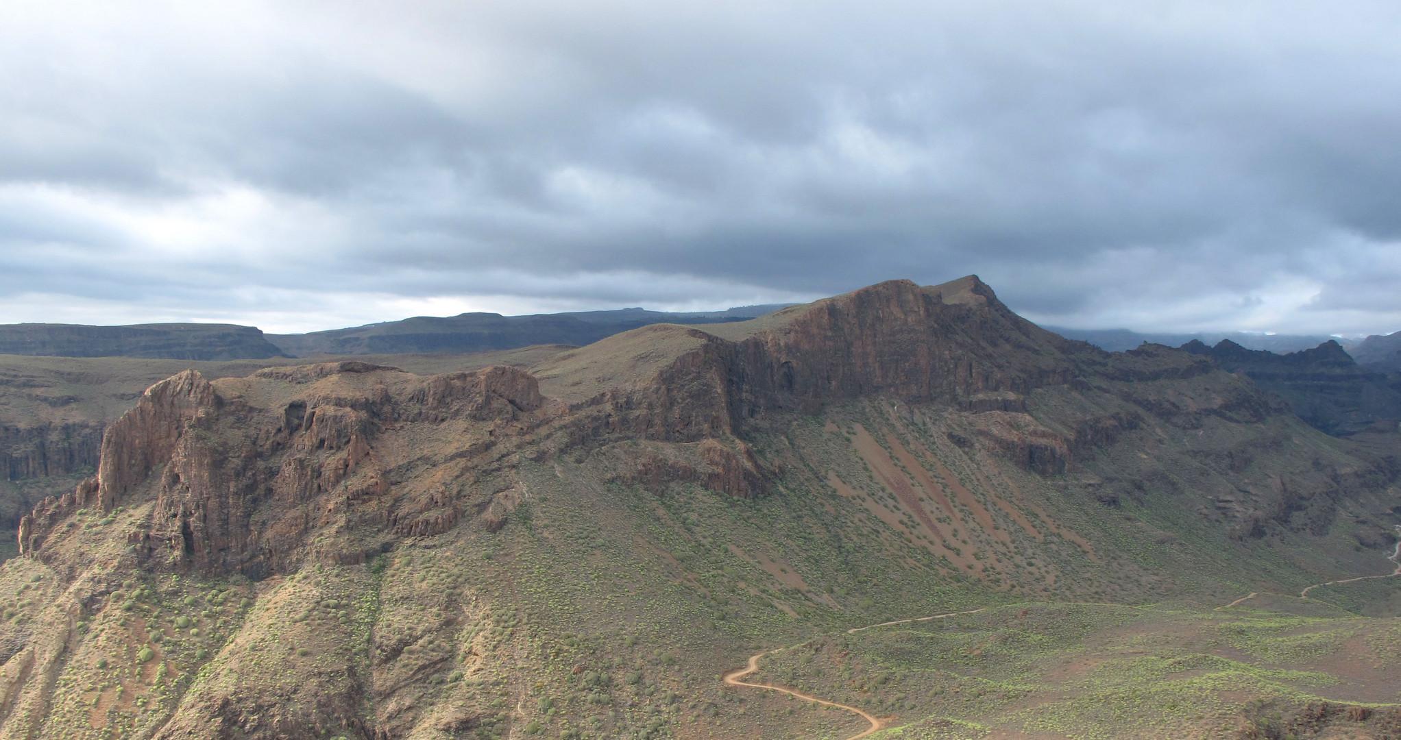 Der Grand Canyon von Gran Canaria