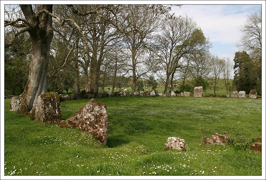 ...der Grange Stone Cyrcle I