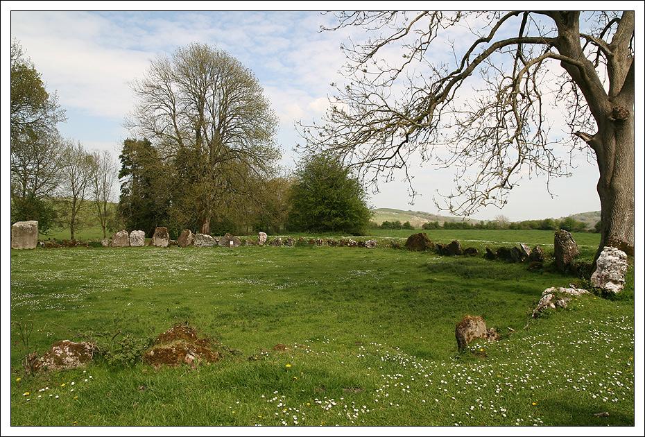 ...der Grange Stone Cyrcle II