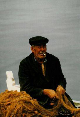 Der Grieche; Fischer auf Aegina (1977)