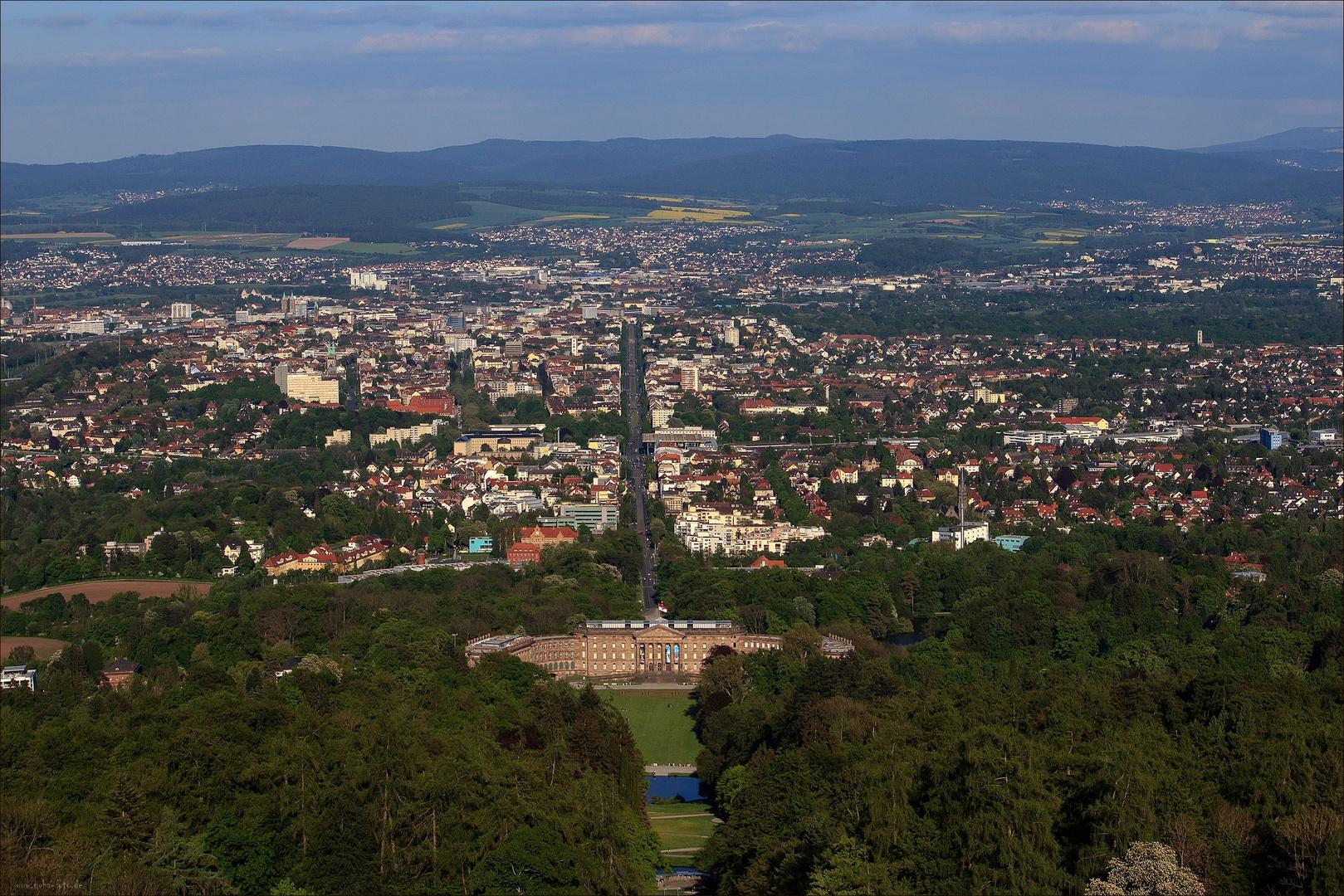Der größte Bergpark Europas -