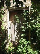 Der größte Schritt ist der durch die Tür