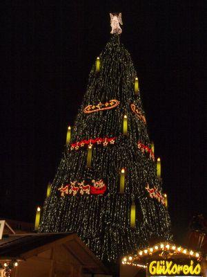 Der grösste Weihnachtsbaum der Welt aus Dortmund