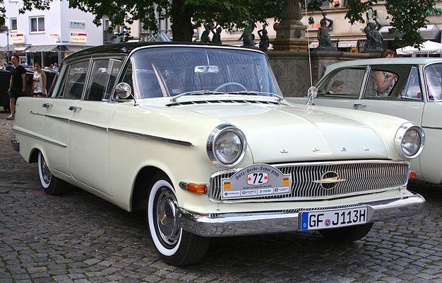 Der Große vom Opel