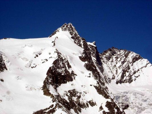 Der Großglockner 3798 m