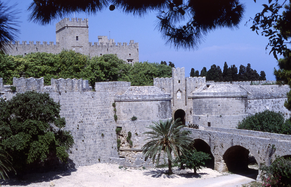 Der Großmeister Palast