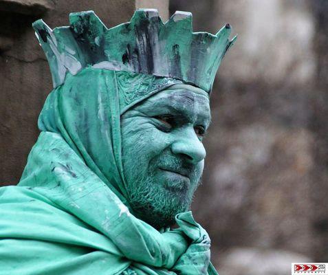 der grünefarbenmann