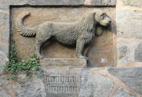 der Grünhundsbrunnen