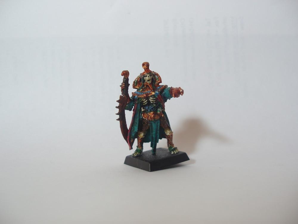 Der Gruftkönig von vorne