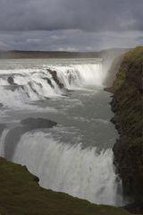 Der Gullfoss in Island