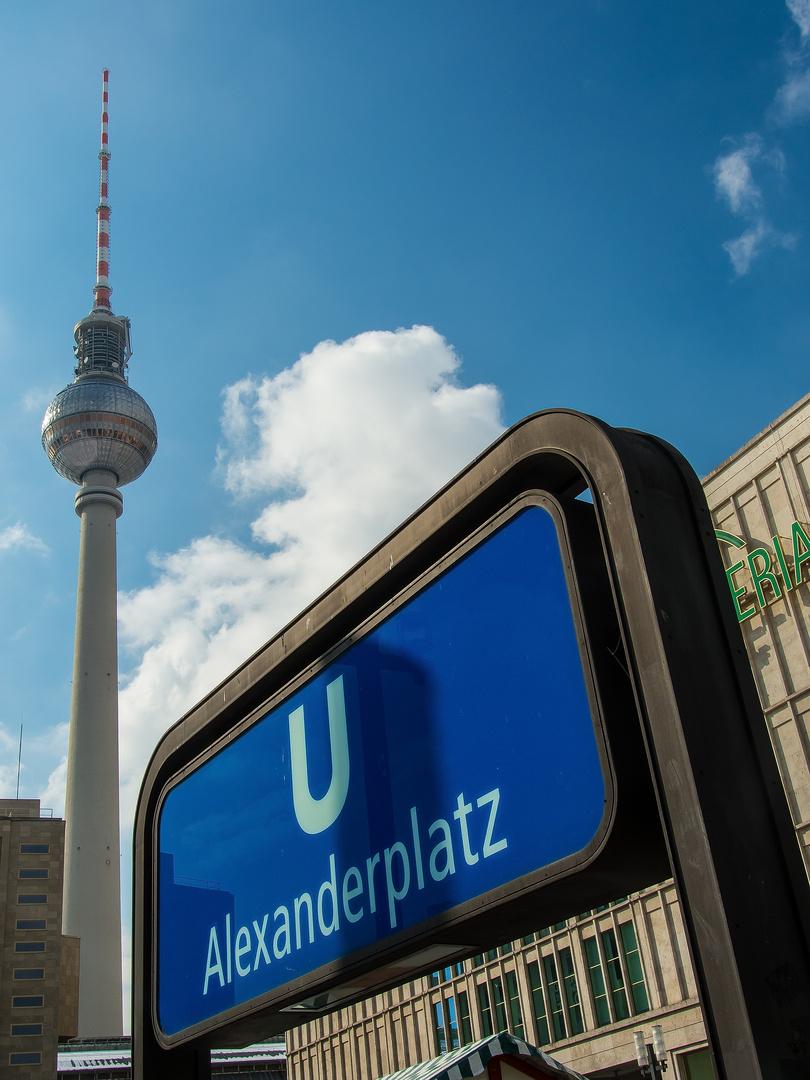 Der gute, alte Alexanderplatz