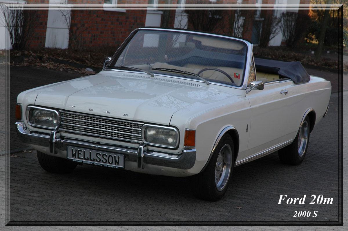 Der gute alte Ford