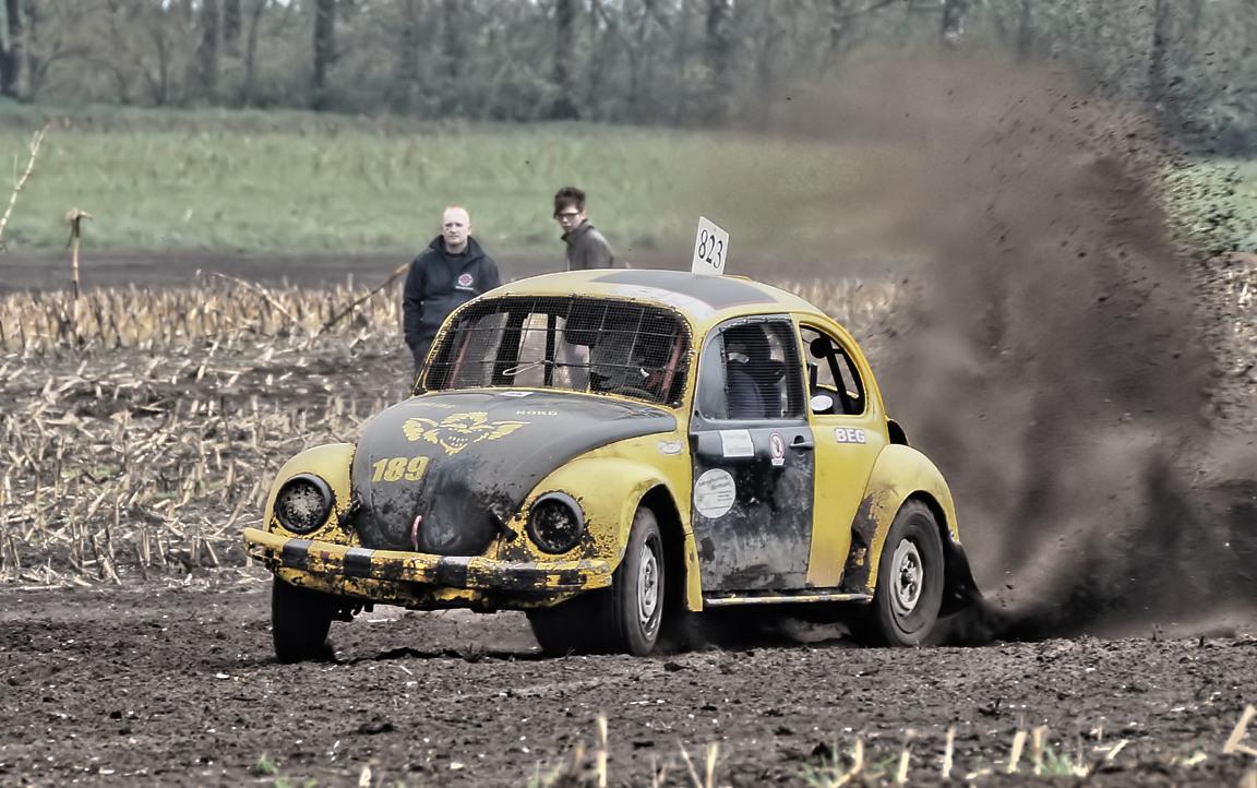 Der Gute alte Käfer