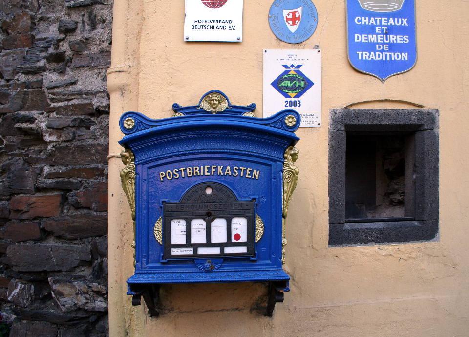 Der gute Briefkasten