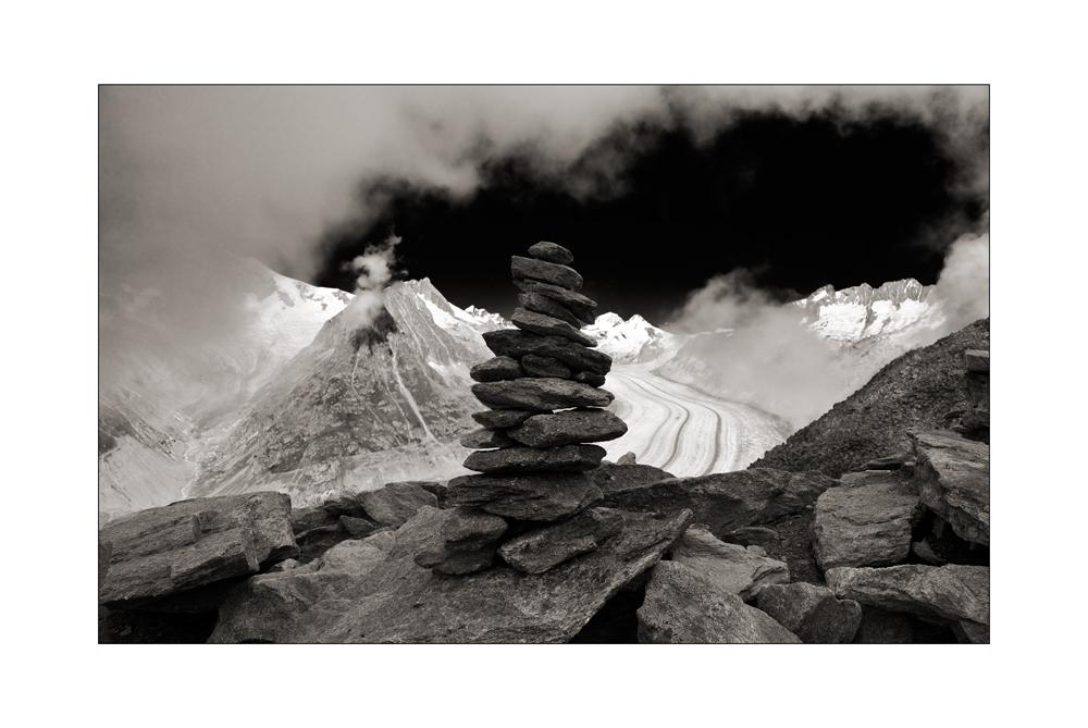 Der gute Geist der Berge ...