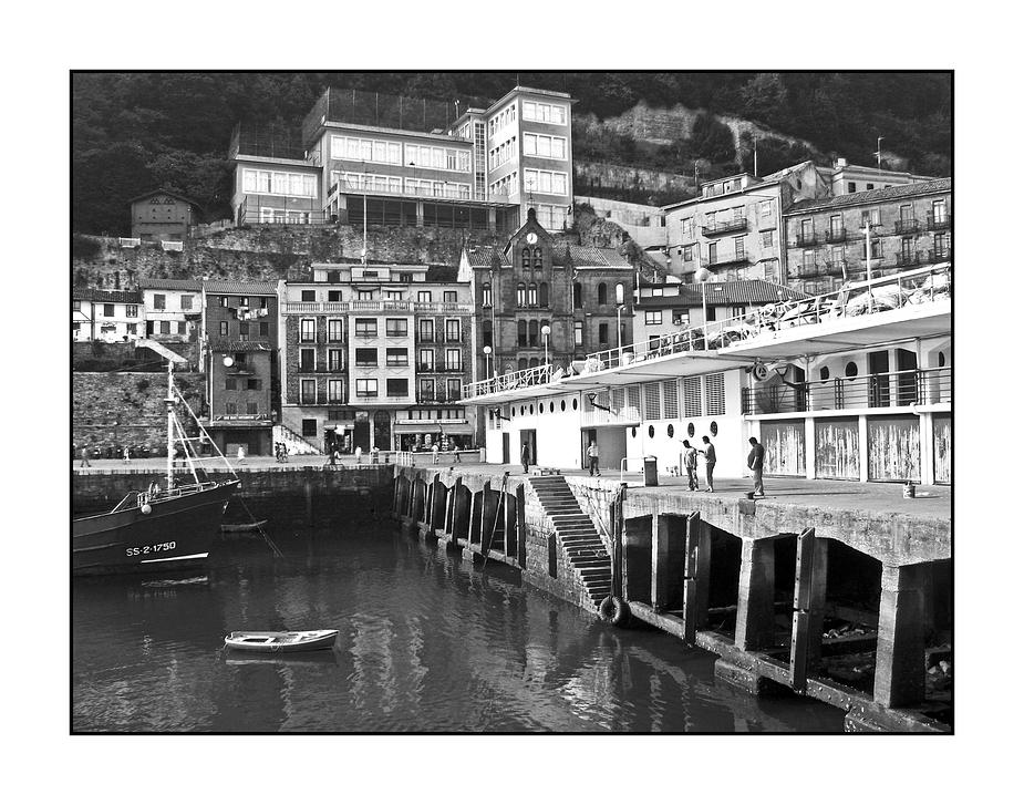 Der Hafen von Donostia II